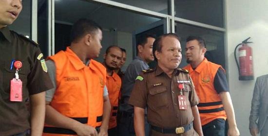 Dulu Kepala Keamanan, Kini Menjadi Tahanan Rutan di Rutan Sialang Bungkuk