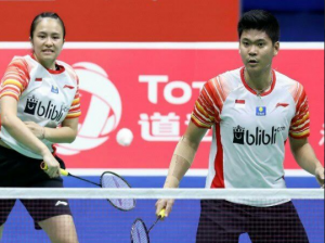 Drawing Quarterfinal Sudirman Cup 2019, Indonesia Tantang China Taipe