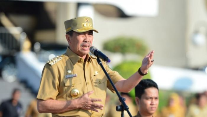 Gubri Sesalkan Keributan Antara Satpol PP Pekanbaru dan BNNP