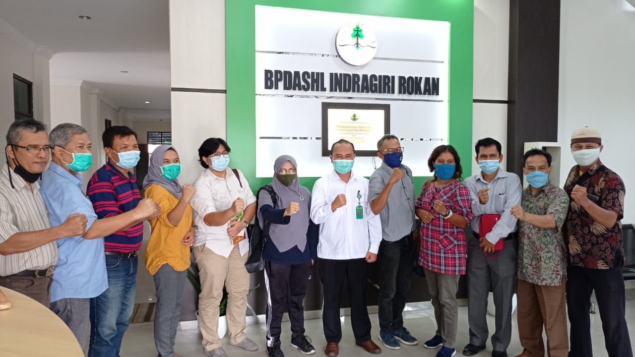 PWI Riau Akan Punya Hutan Komunitas Pertama di Indonesia