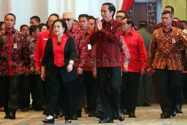 Joko Widodo Dinilai Layak Pimpin PDIP Gantikan Megawati