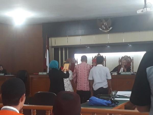 Sidang Pemalsuan Surat, Saksi Sebut Tanah Bersurat Palsu Dibeli Pejabat Polda Riau
