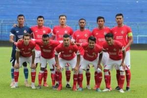 Piala Presiden 2019: Semen Padang Kalahkan Mitra Kukar 2-0