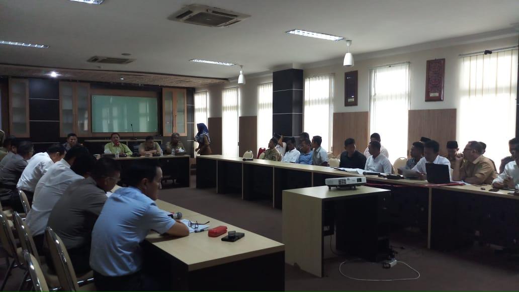 Dimediasi Pemda Inhil, Petani Desa Tanjung Simpang Tunda Aksi Demonstrasi ke PT THIP