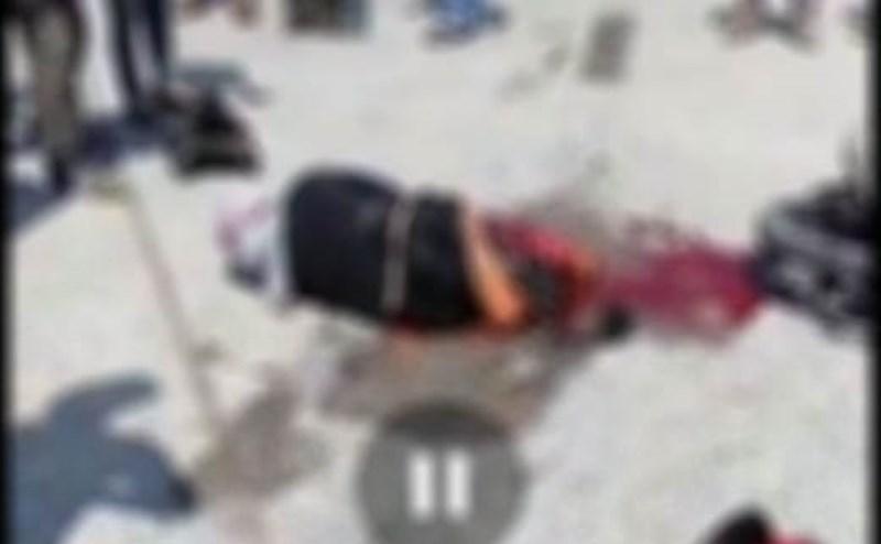 Video Korban Kecelakaan di Pelalawan Beredar Di Media Sosial