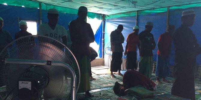 Gelisah Pengungsi Rohingya di Indonesia