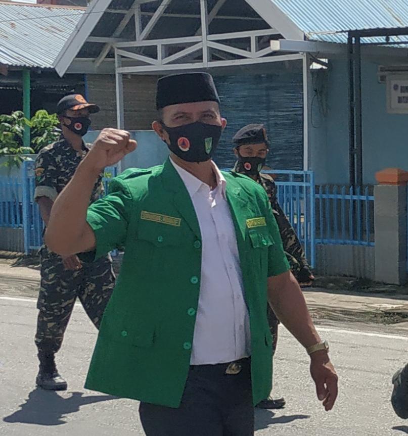GP Ansor Inhil Tegaskan Tolak Upaya Memecah Belah NKRI