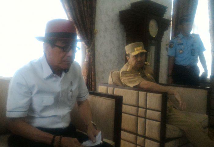 Menkumham Minta Bandar Narkoba Besar di Riau Dikirim ke Nusa Kambangan