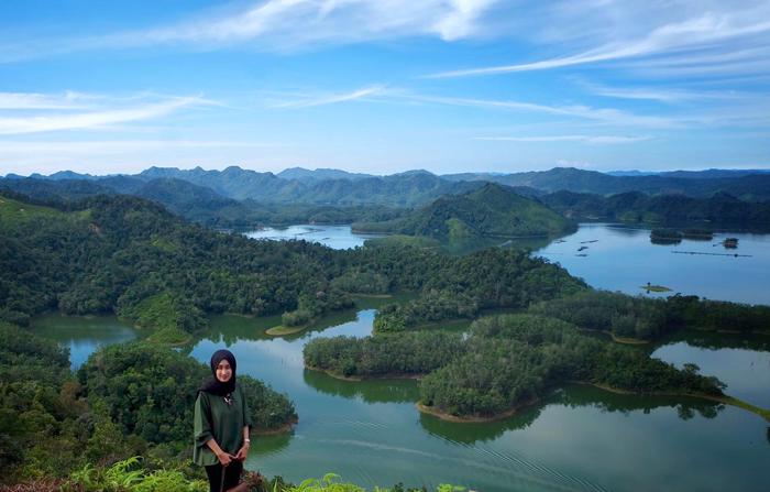 Wisata Ulu Kasok di Pulau Gadang Pecahkan Rekor Kunjungan Wisata di Riau