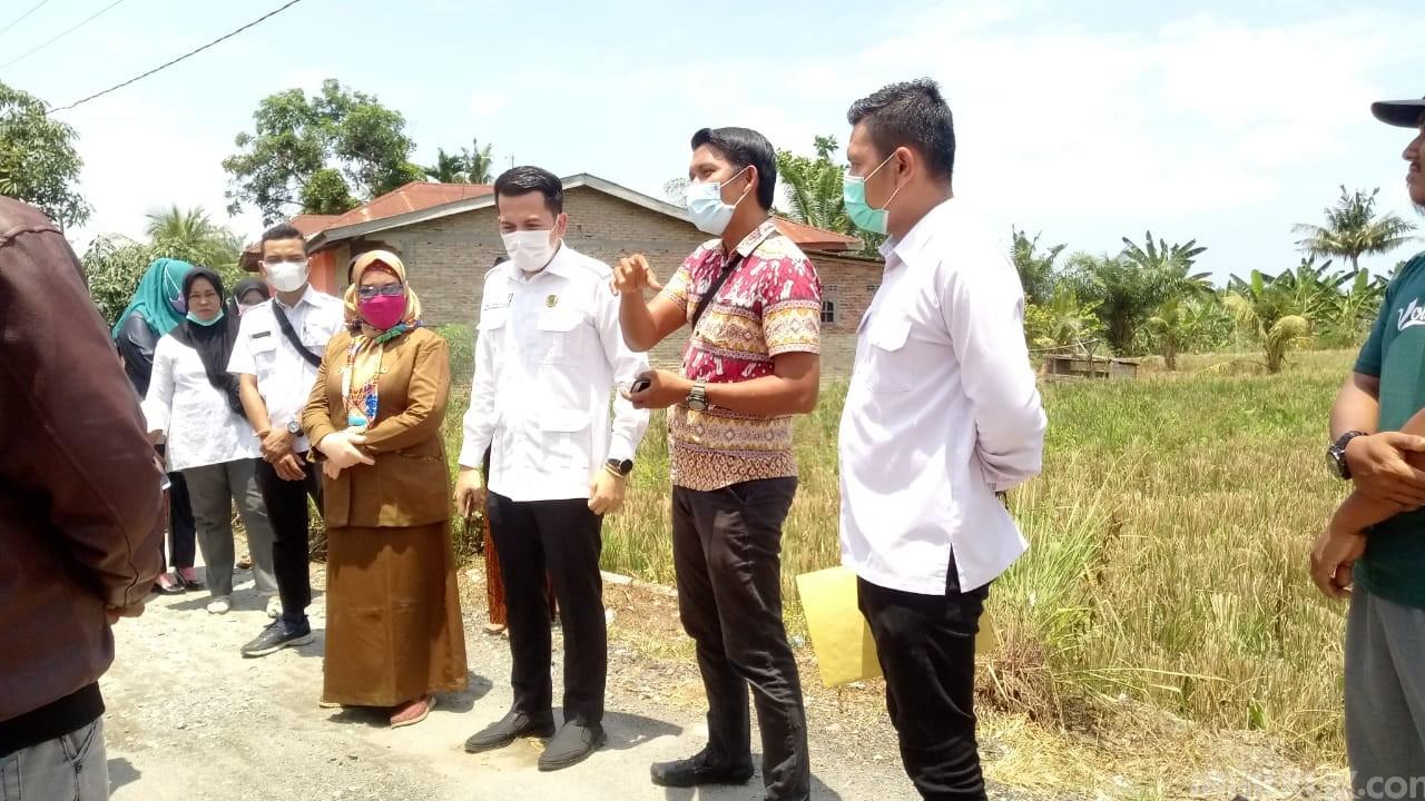 Ketua DPRD dr Riski Ramadhan Siap Kembangkan Kampung Budaya di Sergai