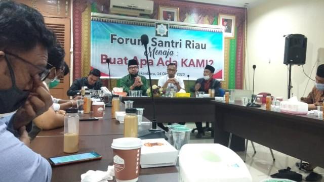 LAM Riau: KAMI Jangan Bikin Gaduh
