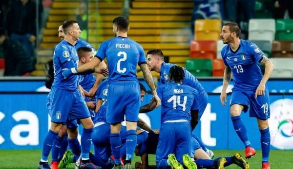 Kualifikasi Euro 2020: Italia dan Spanyol Raih Kemenangan