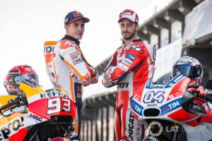 Bukan Rossi, Marquez Sebut Dovi Lawan Terberatnya Musim Ini