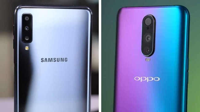 Lima Besar Brand Smartphone di Indonesia Q3 2019