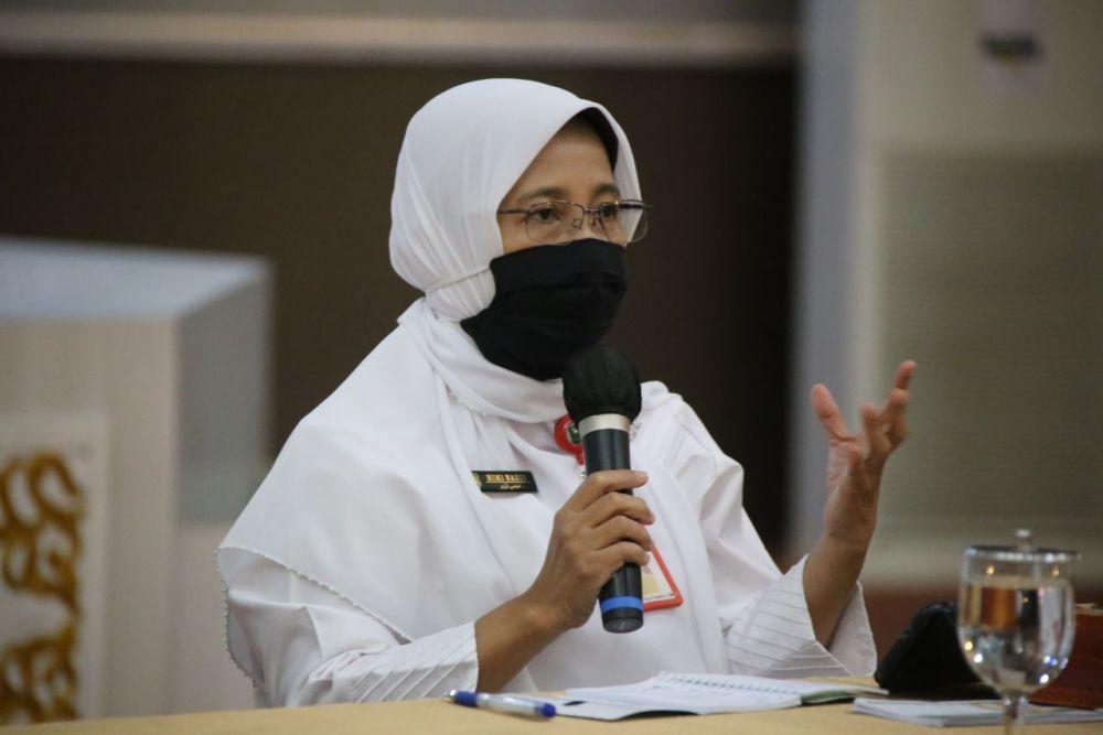 2.830 Terkonfirmasi Positif Covid-19 di Riau, Sembuh 1.345 orang