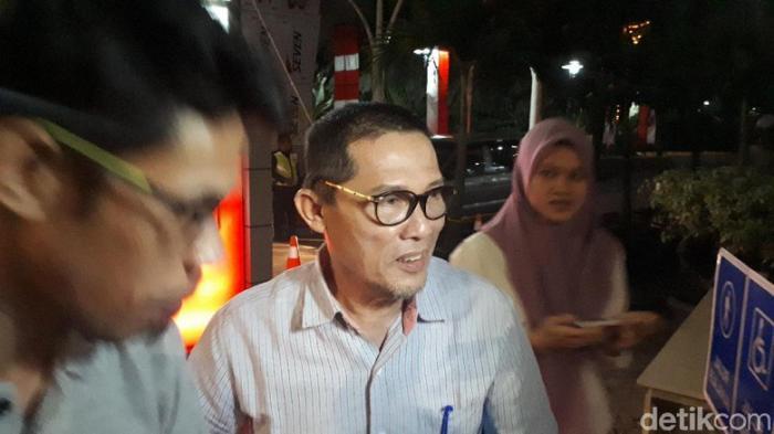 Walikota Dumai Zulkifli Mendadak Jadi Pelupa Usai Digarap Penyidik KPK