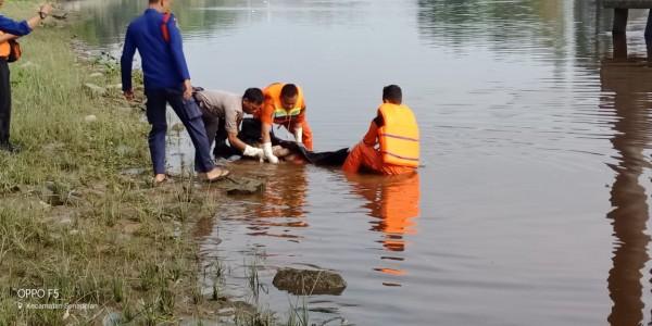Geger, Mayat Perempuan Ditemukan Mengapung di Bawah Jembatan Leighton 1