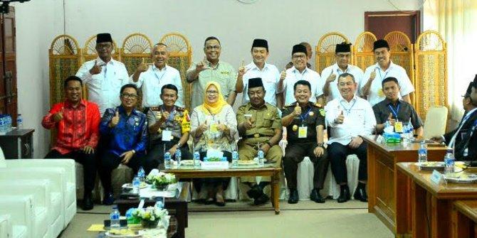 Ini 4 Pasangan Calon Peserta Pilkada Riau 2018