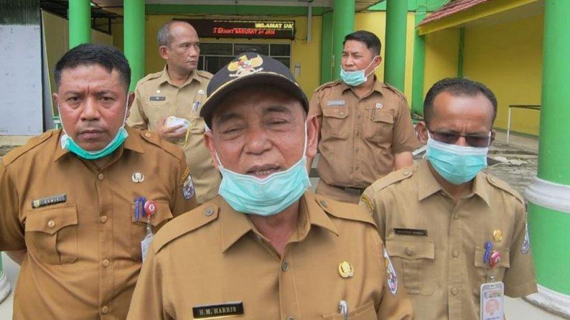 Kabupaten Pelalawan Setuju Terapkan PSBB