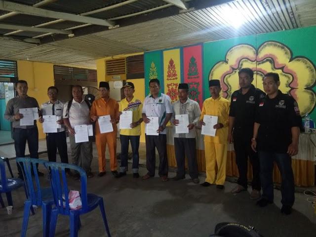 PPK Tempuling Gelar Rapat Peleno