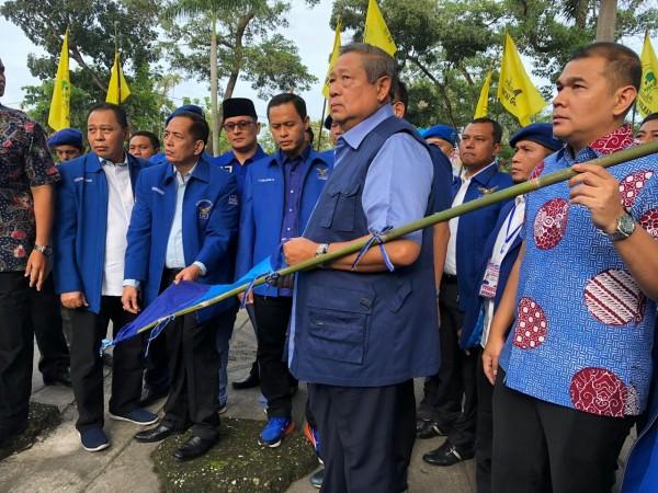 Besok, Pelaku Perusakan Spanduk SBY akan Disidang di PN Pekanbaru
