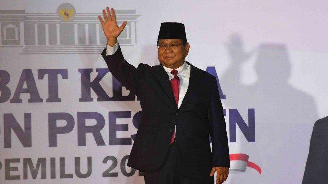 Prabowo Akui Punya Lahan Ratusan Ribu Hektare