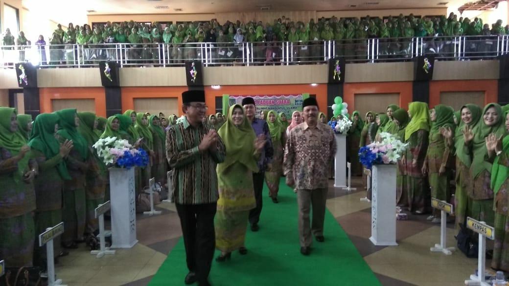HM Wardan Hadiri Peringatan Harlah Muslimat NU