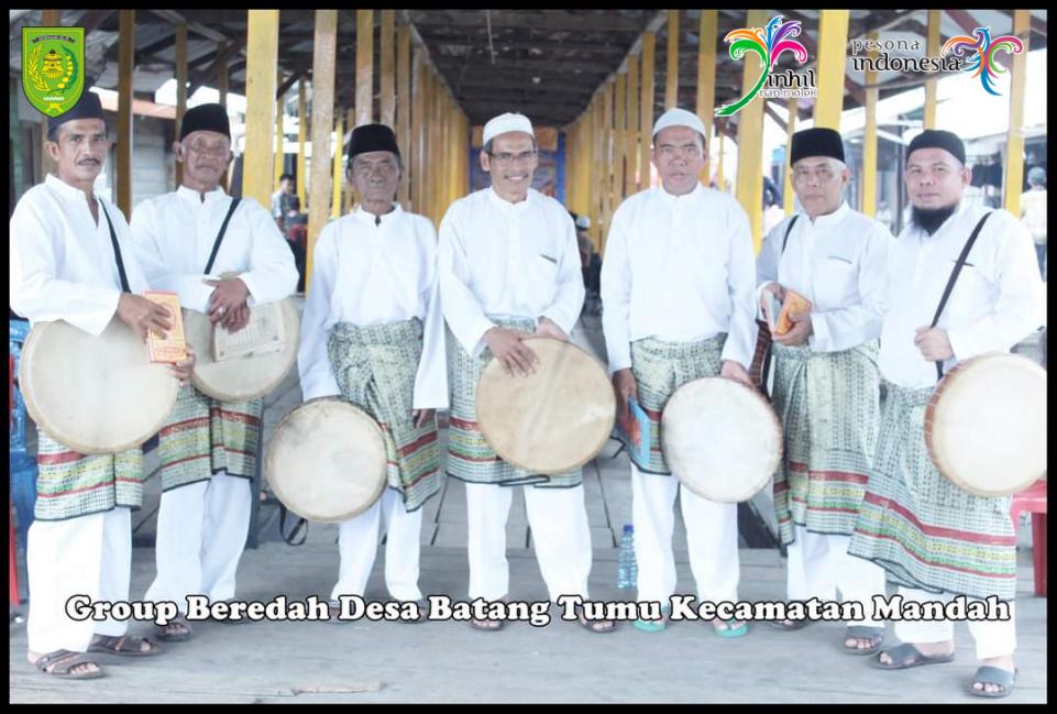 Kesenian Berdah, Kekayanan Khazanah Budaya Masyarakat Inhil