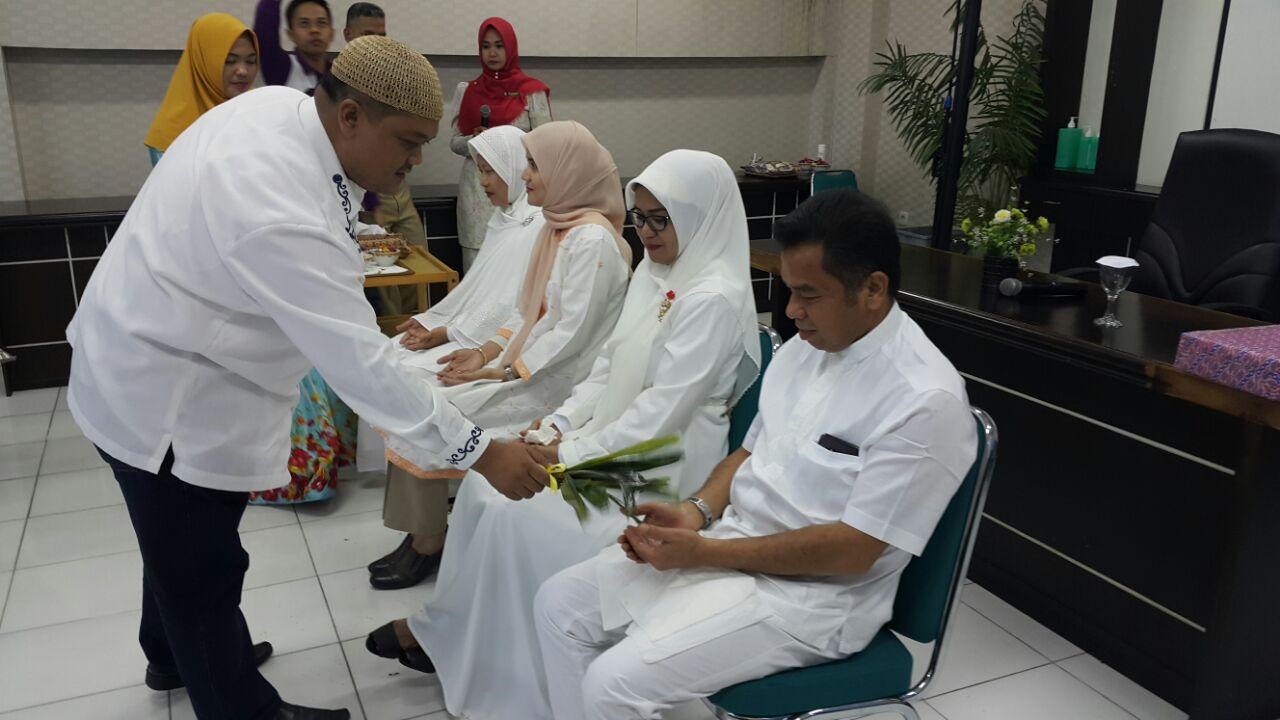 RSUD Petala Bumi Provinsi Riau Lepas Jema'ah Haji