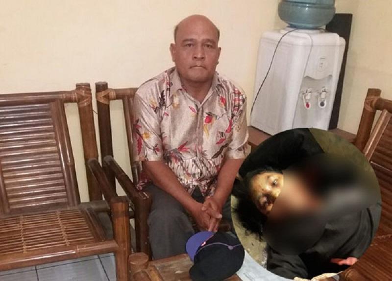 Cerita Langkap Oknum Pendeta Bunuh Gadis Jemaat GSRI di Kamar Mandi
