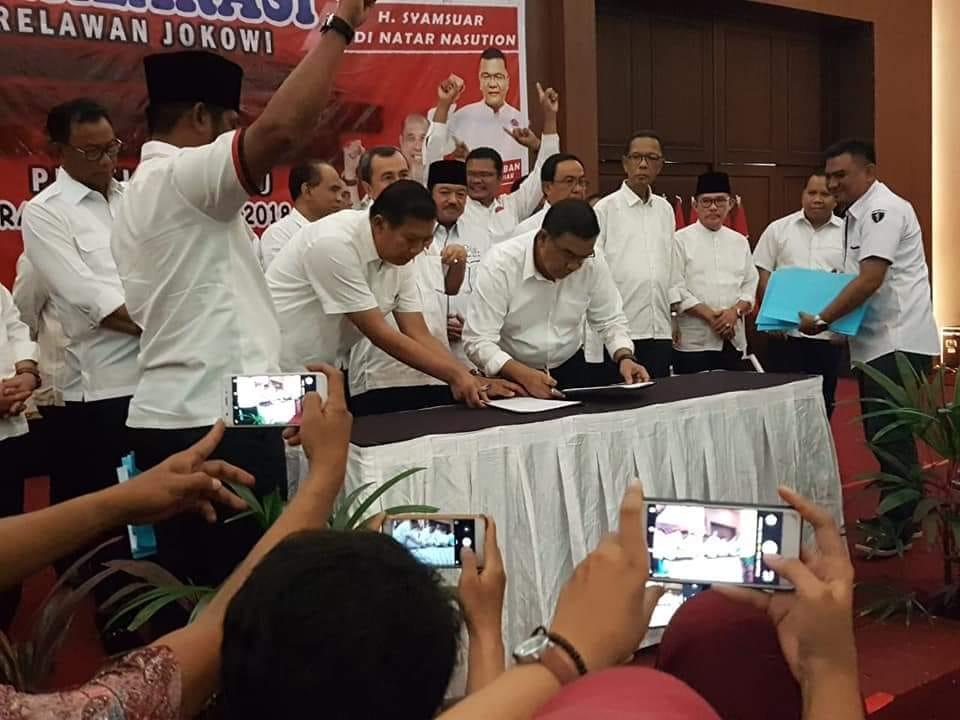 Ini Kata Pengamat Soal Kepala Daerah di Riau Dukung Jokowi-Ma'ruf Amin