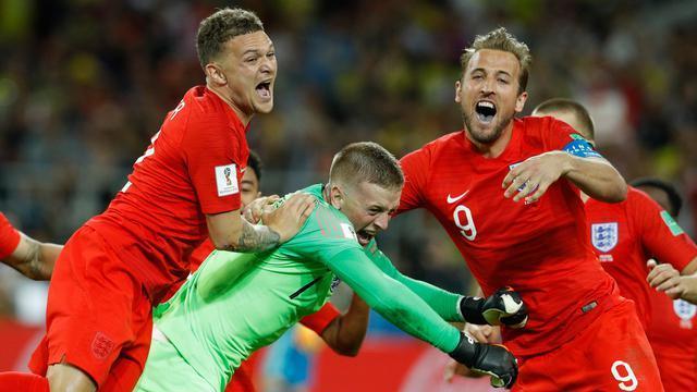 Kolombia Vs Inggris: Kemenangan The Three Lions Bukan Keberuntungan