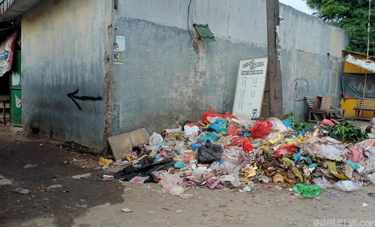 Tumpukan Sampah Menyengat di Pekan Bengkel, Kadis LH Sergai: Saya Perintahkan Anggota
