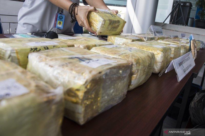 Penumpang Kapal Tertangkap Tangan Bawa Sabu 1,4 Kg Di Pelabuhan Dumai