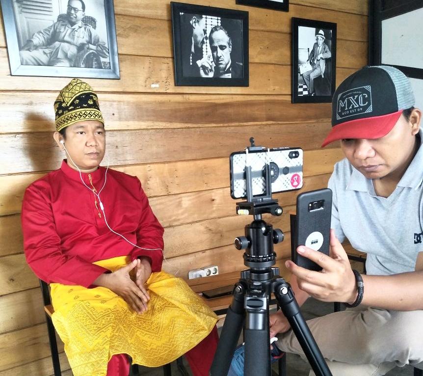 Kunjungan Sandiaga Uno ke Riau, HIPMI Tak Masuk Agenda