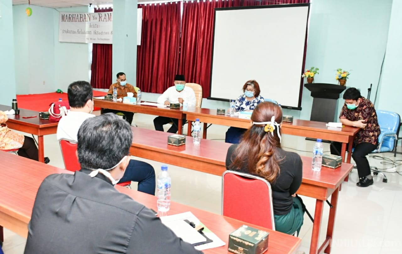 Bupati Soekirman Apresiasi Manajemen Seluruh RS di Kabupaten Sergai
