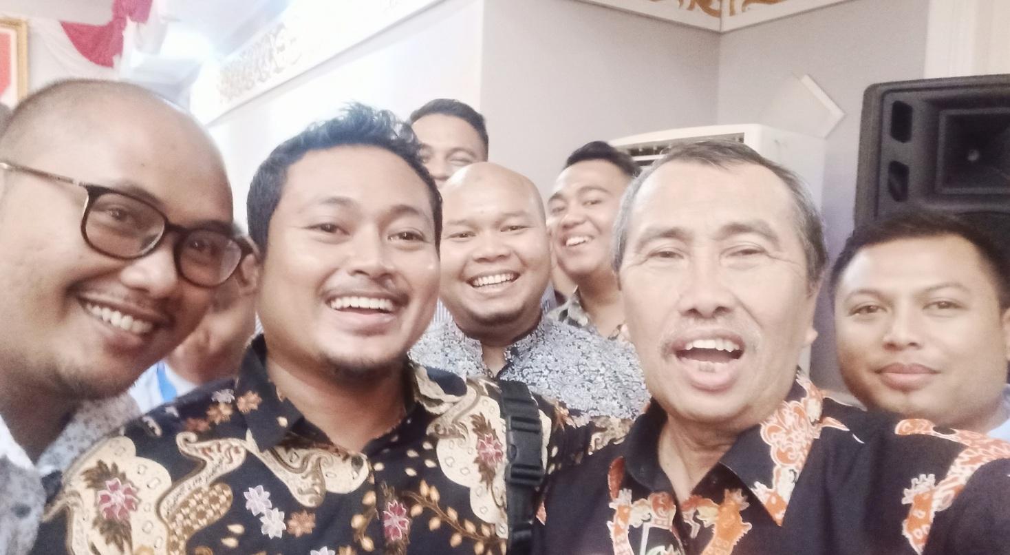 Gala Diner bersama HIPMI Riau, Gubernur Apresiasi Pengusaha Muda Industri Kreatif Digital
