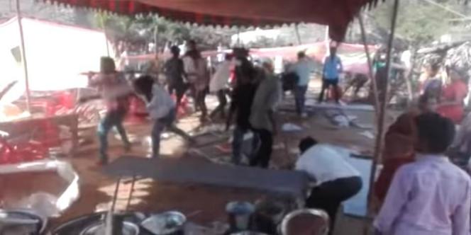 Karena Tak Sediakan Daging Kambing, Pesta Nikah Jadi Baku Hantam