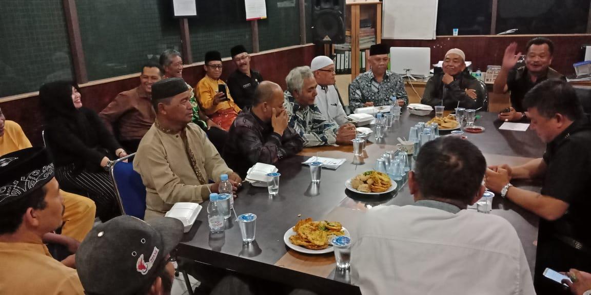 17 Organisasi Kesukuan di Inhil Berkumpul, Tunjuk H Zaini Awang Jadi Ketua FPK