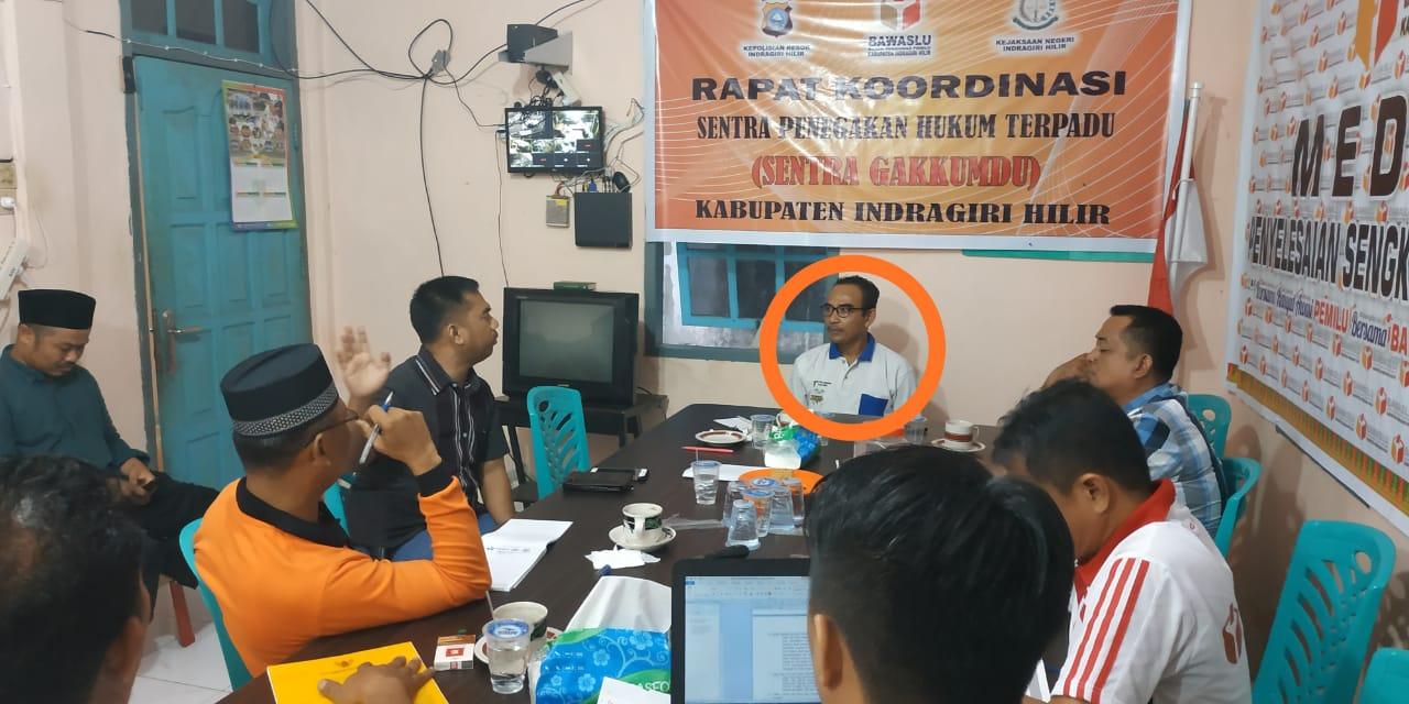 Divonis 4 Bulan Kurungan, Kades Tegal Rejo Jaya DPO