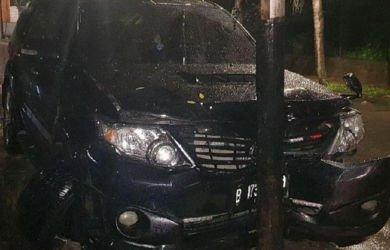 Polisi Bakal Ungkap Rekayasa Tabrakan Mobil Setya Novanto