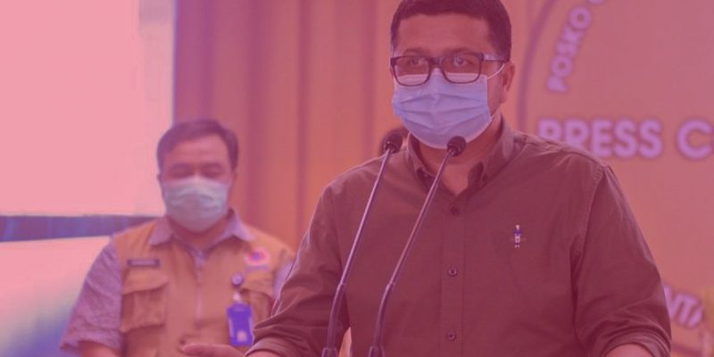 Heboh Drummer Jerinx Tantang Jubir COVID-19 Riau Via Instagramnya, Siapa dr Indra Yovi?