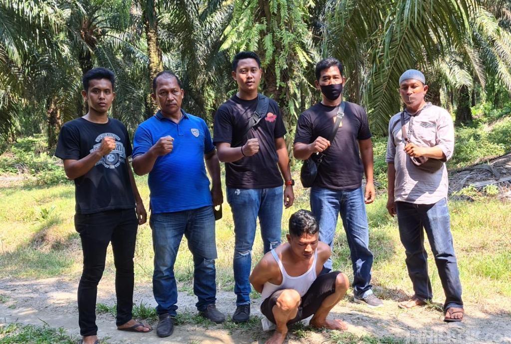 Perampok Indomaret di Sergai Akhirnya Diciduk Polisi