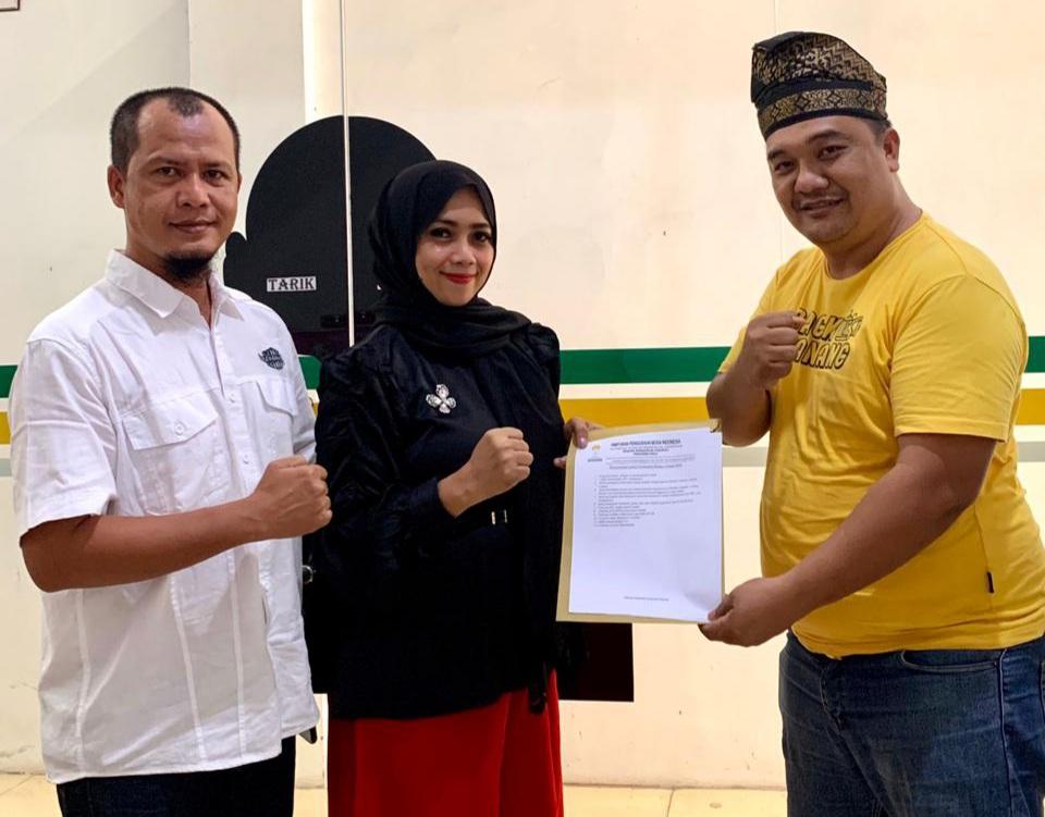 Setelah Andi Novendri, Viviana dan Daniel juga Daftar Jadi Caketum HIPMI Riau