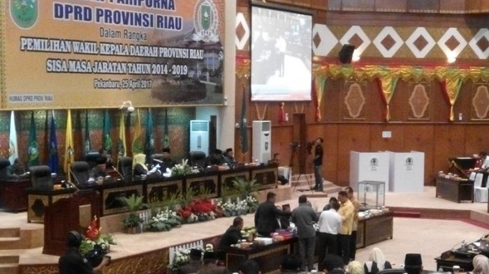 Wan Thamrin Wakil Gubernur Riau Terpilih