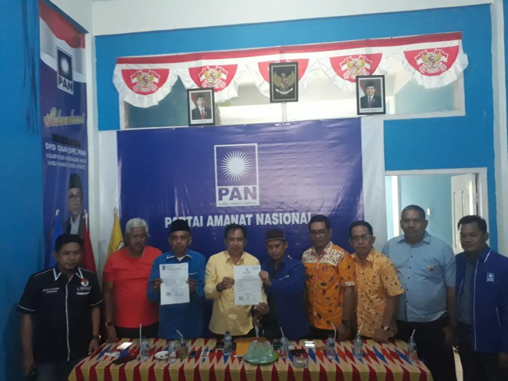 Wardan-SU Tidak Hadiri Konferensi Pers Koalisi Partai Golkar dan PAN, Ini Tanggapan DPD PAN
