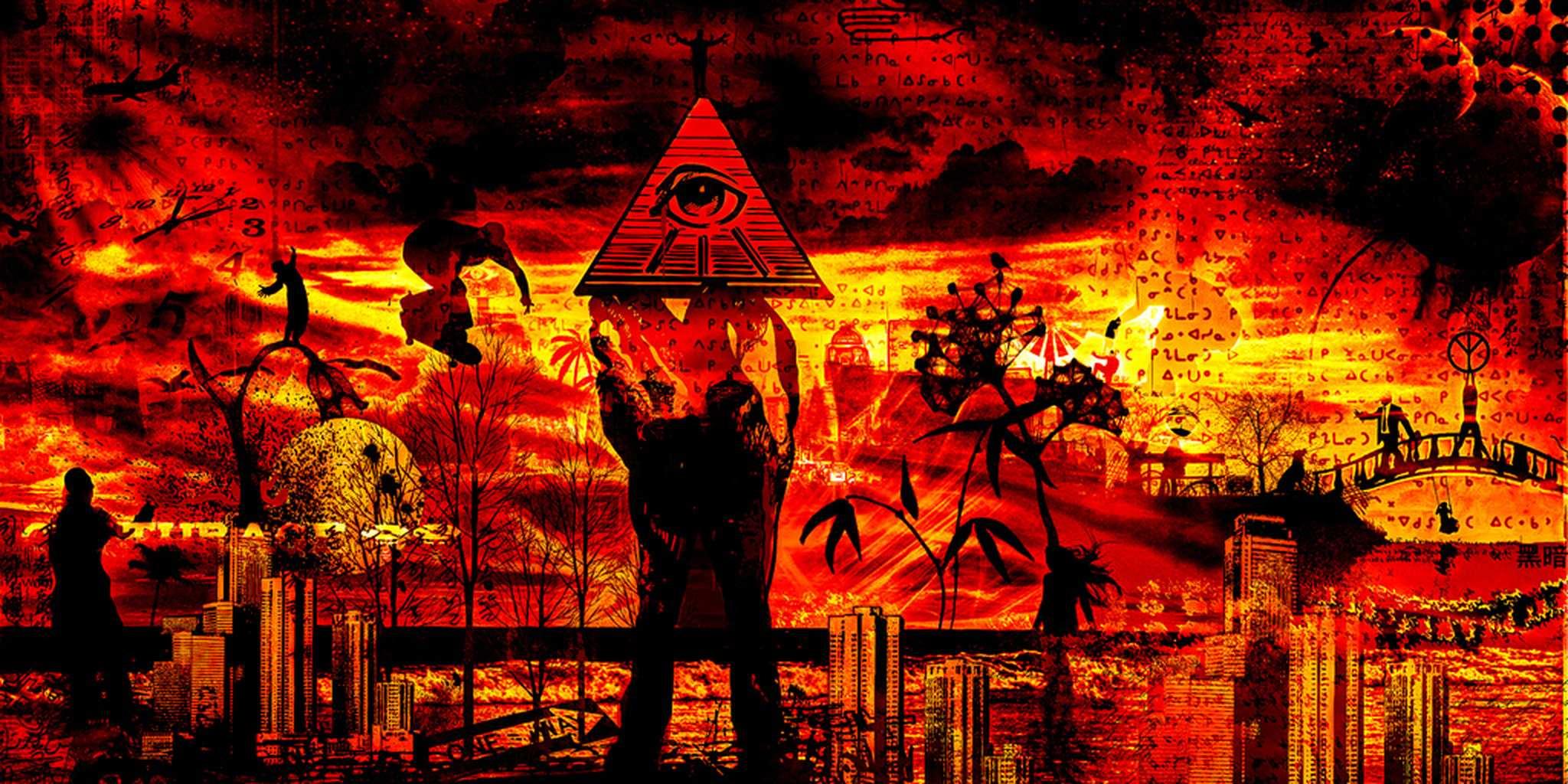 Sebuah Perkumpulan Rahasia Cina Pernah Mengeluarkan Ancaman Terhadap Kelompok Iluminati