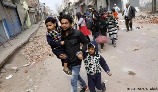 Kisah Heroik Warga Hindu India Bertaruh Nyawa Lindungi Umat Muslim