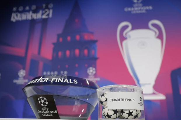 Drawing 8 Besar Liga Champions 2020/2021: Real Madrid Tantang Liverpool, Bayern Jumpa PSG