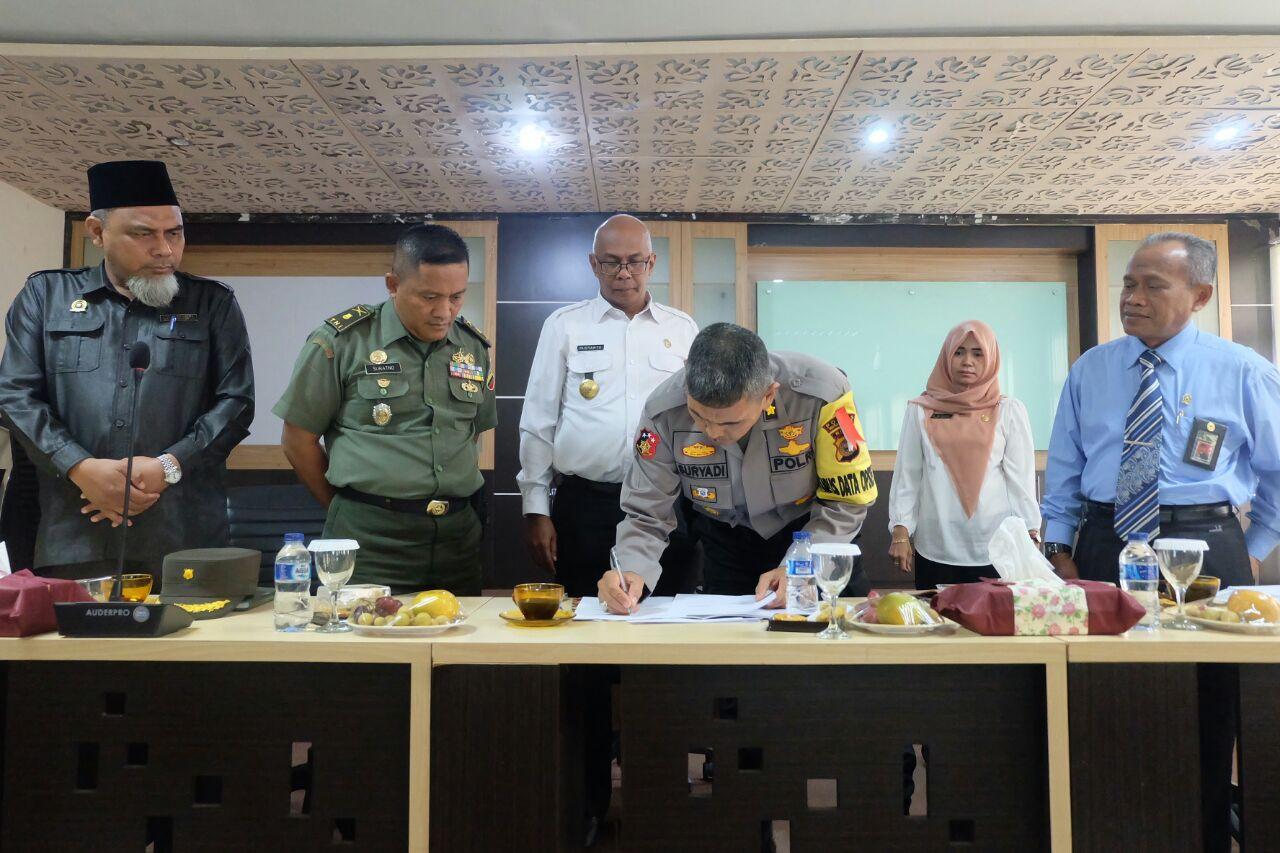 Pemkab Inhil Gelar Rakor Pemerintah Daerah